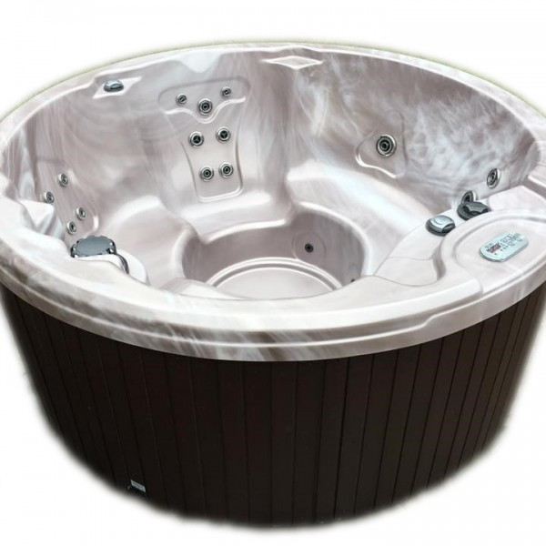Step Inside This Personality Packed Home In Hampshire: Joy Hot Tub A Round 5 Seater Hot Tub Packed With Features