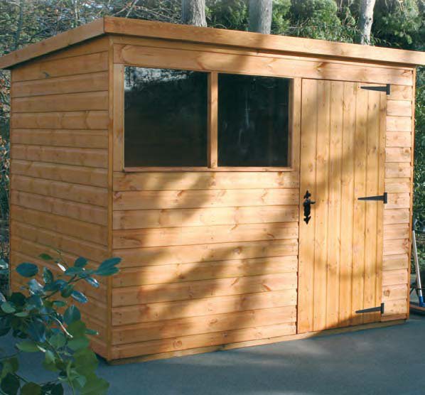 Notton Pent Shed Hampshire Timber Pent Sheds Available