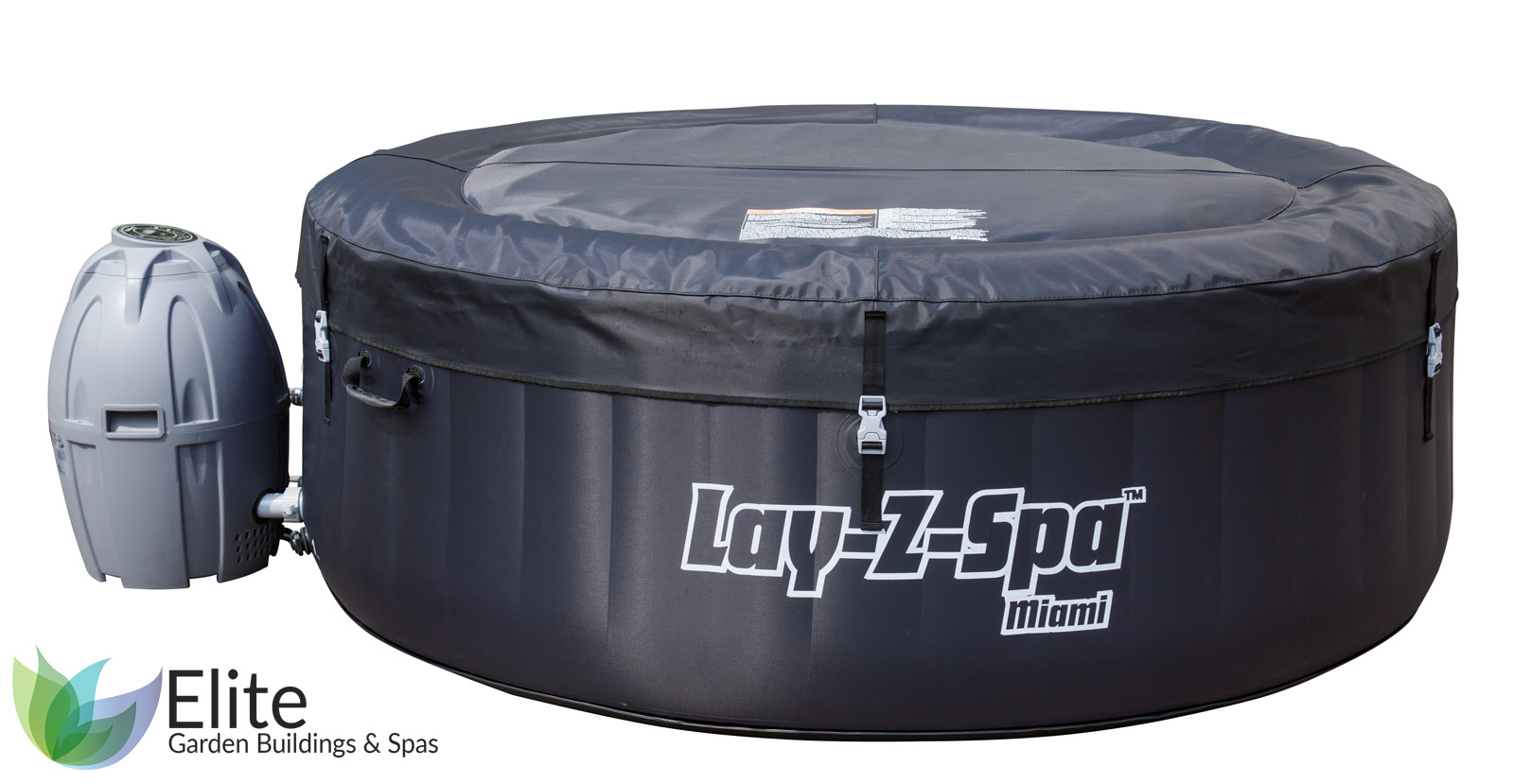 lay z spa miami across hampshire inflatable hot tubs and. Black Bedroom Furniture Sets. Home Design Ideas