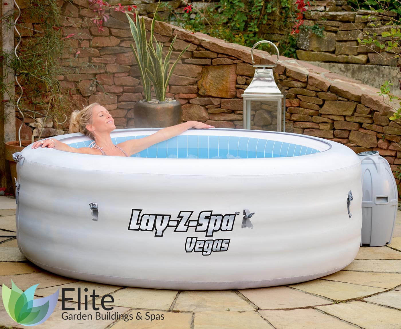 Vegas Lay Z Spa Hampshire Inflatable Lay Z Spas Available